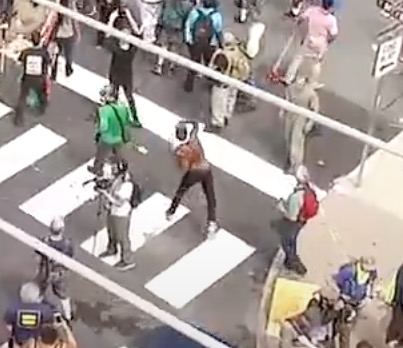 Never-Before-Seen Drone Footage from Charlottesville 2017 Protests Reveals Enormous Extent of Media Lies and Propaganda CVille-drone_18-25