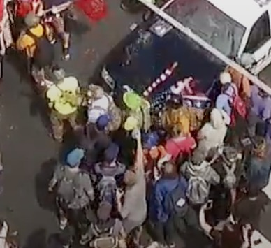Never-Before-Seen Drone Footage from Charlottesville 2017 Protests Reveals Enormous Extent of Media Lies and Propaganda CVille-drone_19-10