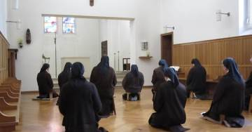 Islamic Zealots Disrupt Prayers at French Carmelite Monastery, Warn Terrified Nuns; ''If You Don't Convert, You'll Go to Hell''