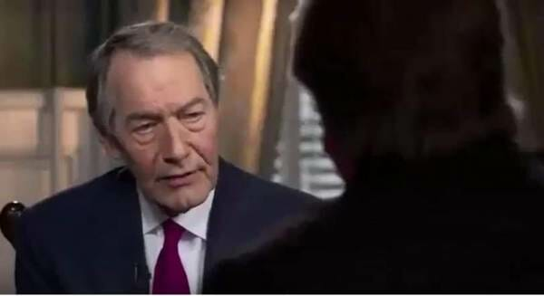 Flashback: Sex Abuser Charlie Rose Shames Steve Bannon and Ridicules President Trump for Billy Bush Tape (Video)