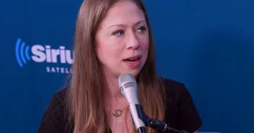 Chelsea Clinton: As A Deeply Religious Person I Believe It's 'Unchristian' To End Legal Abortion (VIDEO)