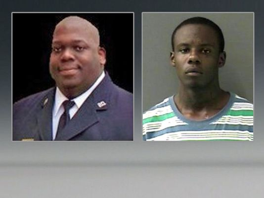 Chief Darrell Allen and Derrick Gamble Police Photos WFAA