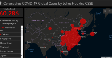 LIVE FROM HONG KONG: Coronovirus is Killing People and Commerce in China – Concerns Escalate Due to China's Actions – Hubei and Wuhan Leaders Replaced