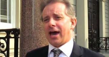Dirty Chris Steele Defends His Junk Dossier – Says He Won't Speak with US Investigators Barr or Durham