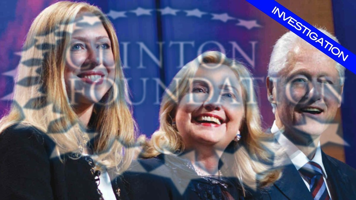 BREAKING EXCLUSIVE: The Clinton Foundation Has an Opening for a CFO – Will the Departing CFO Come Clean Knowing He Has Several Accounting Errors to Address?
