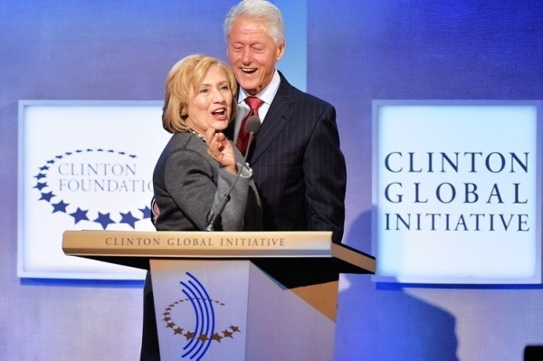 Clinton Foundation pic