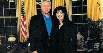 With Clintons Out of Power, Jake Tapper and Chuck Todd Bravely Trash Bill Clinton for Ruining Monica Lewinsky's Life