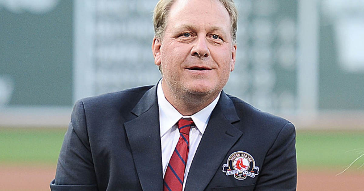 photo image Conservative Former Baseball Player Curt Schilling Considering Run For Congress
