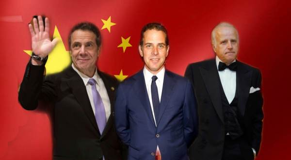 BREAKING EXCLUSIVE: Hunter Biden, James Biden, Former Top DOJ Leaders and a China Billionaire Held a Last Minute Meeting in 2017 with New York Governor Cuomo – Why?
