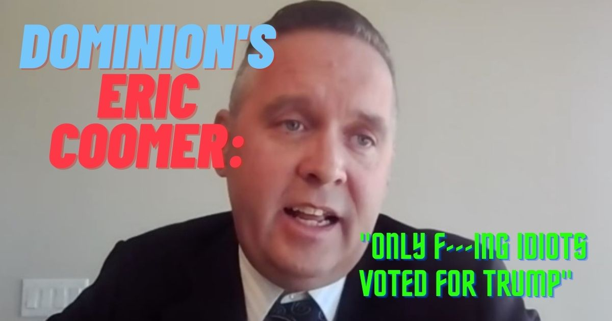 BREAKING EXCLUSIVE: Eric Coomer Deposition Released! Dominion Executive Admits to Antifa Facebook Posts, Extreme Left Bias 2