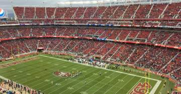 MORE NFL HELL: Seattle Seahawks vs. San Francisco 49ers Game is Nearly Empty