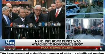 """SICK! NYPD Commissioner Claims ISIS Terrorism in NYC Is Just """"A Fact Of Life"""""""