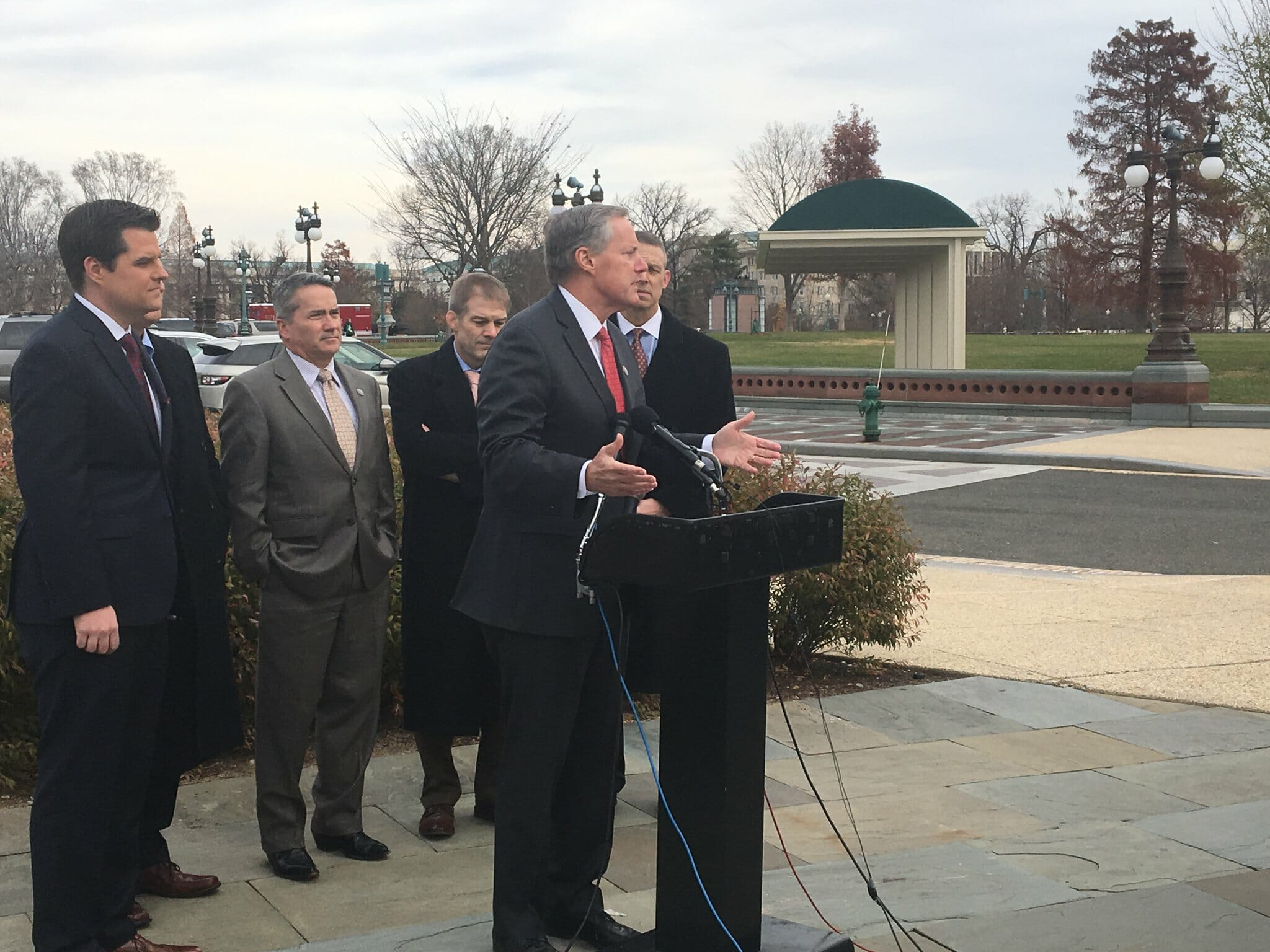 Freedom Caucus Members Push To Hold Hillary and the FBI Accountable During Powerful Press Conference