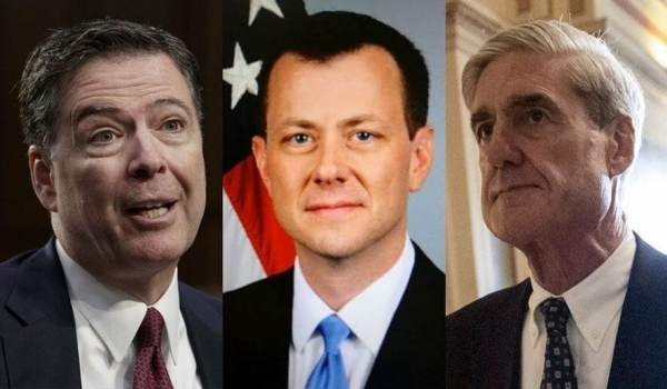 """""""Very Suspicious,"""" """"Hard To Believe"""": Congressional Investigators Call BS On FBI Losing Strzok-Page Texts"""