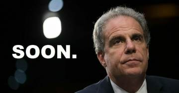 FOX NEWS: Justice Department IG Horowitz Asked To Testify As Clinton Probe Report Looms
