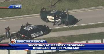 BREAKING: Gunman Opens Fire At Marjory Stoneman Douglas High School in South FL — 17 VICTIMS REPORTED (LIVE VIDEO FEED)