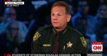 """""""This is Absolutely Insane"""": CNN Fails To Press Broward Co. Sheriff Over New Report Local Police Knew Nikolas Cruz """"Used a Gun Against People Before"""""""