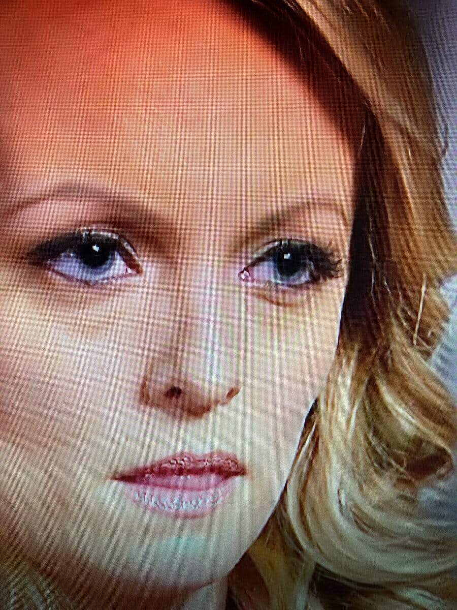Stormy Daniels' 'Super' Dilated Pupils Spark Accusations She Was High On Meds For '60 Minutes' Interview