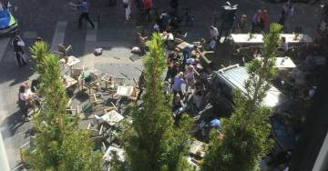 Two People Dead After Vehicle RAMS Crowd In Münster, Germany (PHOTOS, VIDEO)