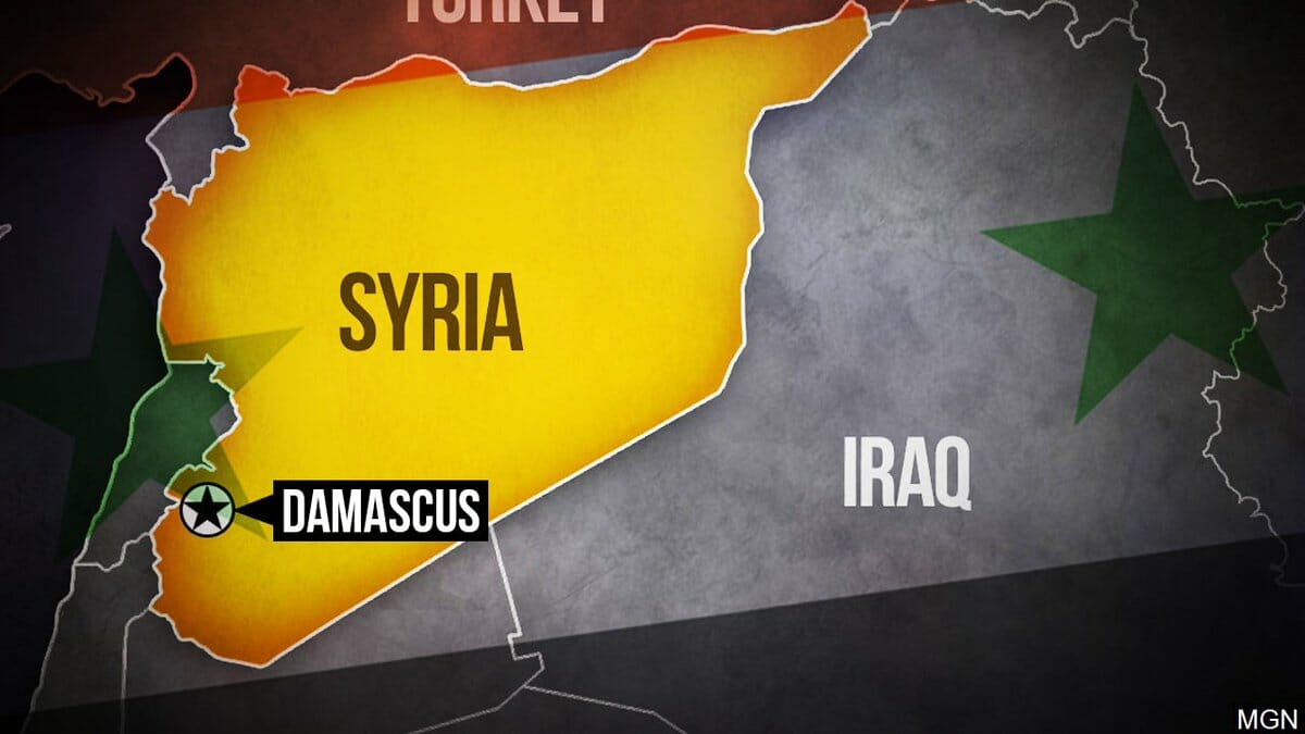 BREAKING REPORT: Airstrike Hits Military Base in Syria - Pentagon Sources Say US Has NOT Launched an Attack on Assad's Bases