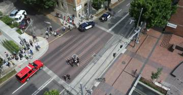 DEVELOPING: Multiple Casualties After Driver Plows Over Pedestrians in Downtown Portland