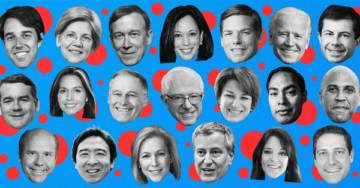 Democrats Announce 20 Candidate Line-Up for Two-Night Debate Circus in Miami, June 26-27