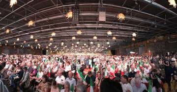 100,000 Rally for FREE IRAN at Annual Paris Conference – with Newt Gingrich, Rudy Giuliani (VIDEO) #FreeIran2018