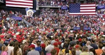 WATCH LIVE: President Trump Holds Rally in Duluth, Minnesota – MASSIVE CROWD!
