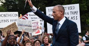 Creepy Porn Lawyer Michael Avenatti Considering 2020 Run Against President Trump