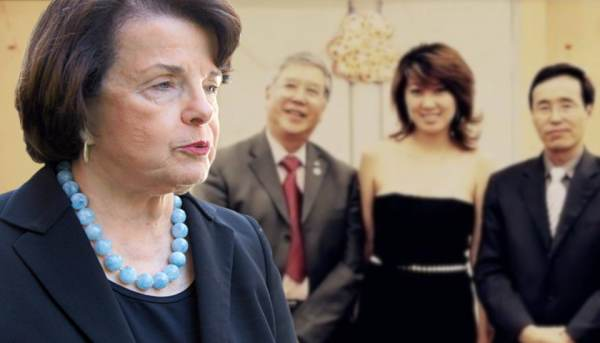 HUGE: Chinese Spy Rep. Swalwell Was Sleeping With Is Pictured with Chinese Agent Who Spied on Sen. Feinstein for 20 Years