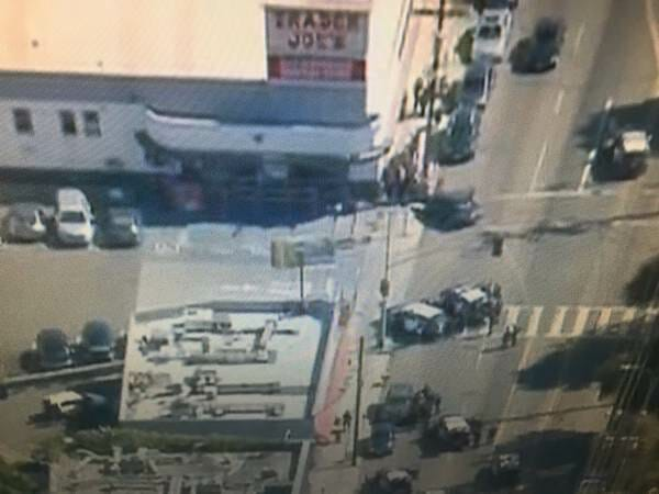 BREAKING: Shooting Suspect Barricaded Inside Trader Joe's in Los Angeles – Possibly With Hostages (VIDEO)
