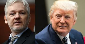 Julian Assange: Deep State Still Intent on Removing Trump and Installing Mike Pence
