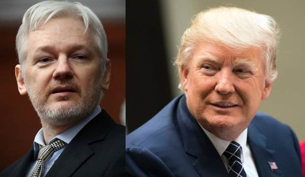 photo image Hypocrisy: Trump Lawyers Keep Defending WikiLeaks, Yet His Secretary of State Pick Wants Assange's Head on a Platter