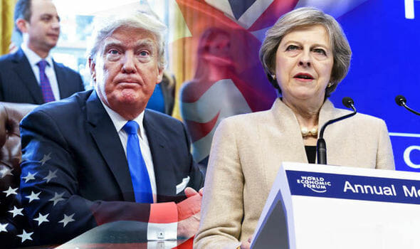 Ouch! President Trump Slams Great Britain in Latest Tweet on Crime and Radical Islam