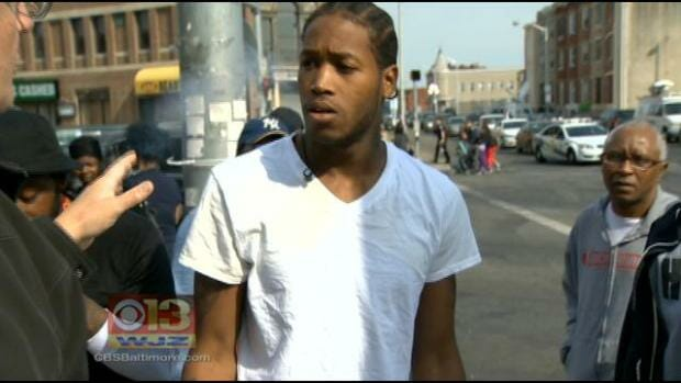 VIDEO=> 2nd Passenger Inside Police Van With Freddie Gray Says He Fears for His Life