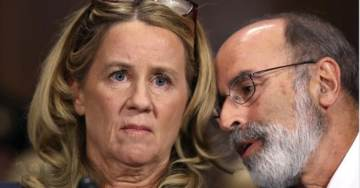 FIGURES: Christine Ford Has No Plans to Further Pursue Allegations Against Kavanaugh