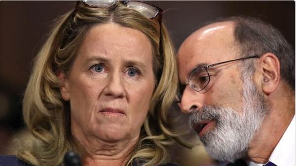 Judicial Watch Files Bar Complaint Against Christine Ford's Lawyers
