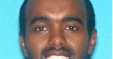 Mugshot Released of Somali Muslim Terrorist Who Tried to Run Over Jews Outside LA Synagogue