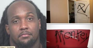 Ex NFL Player CAUGHT Staging Hoax Hate Crime… ON HIS OWN RESTAURANT