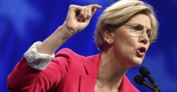 Elizabeth Warren Pushing New Bill To Force Public Companies To Disclose 'Climate Risks'