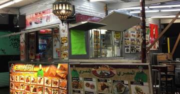 Portlanders Lash Out At WRONG EGYPTIAN FOOD CART Following Assault