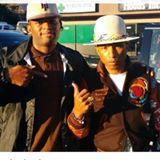 Ezeoma Obioha and Pharrell Facebook
