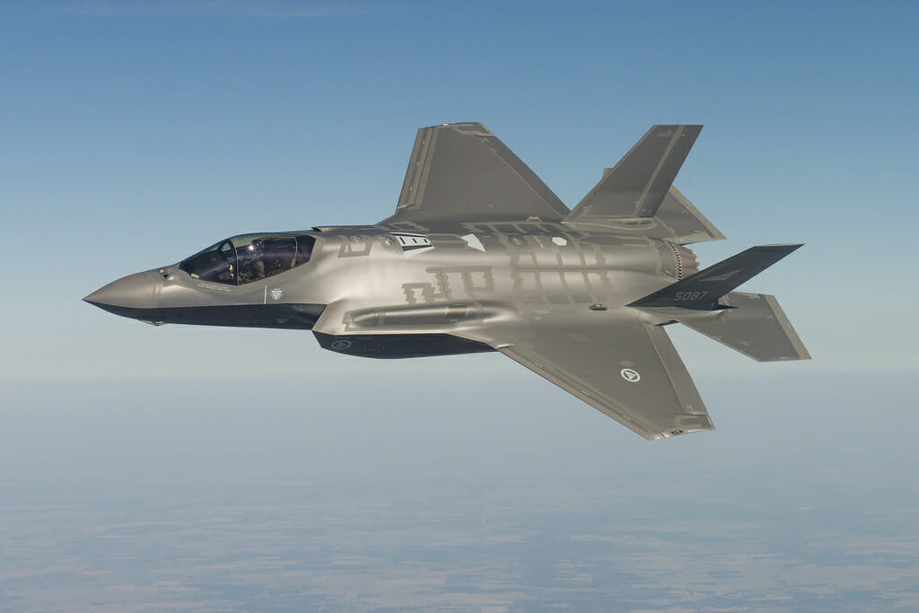 Pentagon Deal Reached With Lockheed for Purchase of 90 F-35 Jets at Lowest Price in Program's History