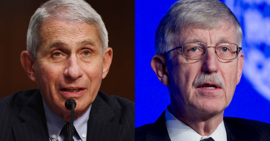 """NIH Silently REMOVES """"Gain of Function"""" from Website After Report Confirms Directors Fauci and Collins LIED to Congress About Funding the Research in China"""