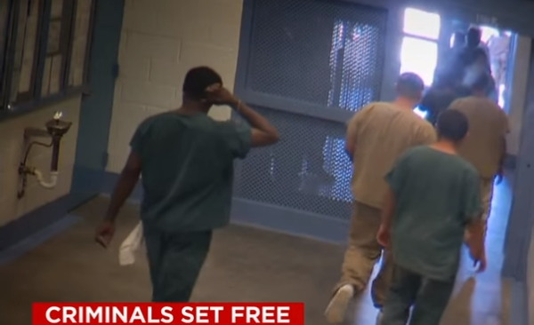 Department of Justice Will Release Over 6,000 Federal Prisoners This Weekend (VIDEO)