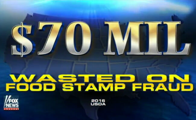 OBAMA'S LEGACY: Food Stamp Fraud Hits ALL TIME HIGH (VIDEO)