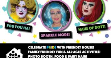 "10-Year-Old Drag Queen To Perform At ""Family Friendly"" All Ages Pride Event"