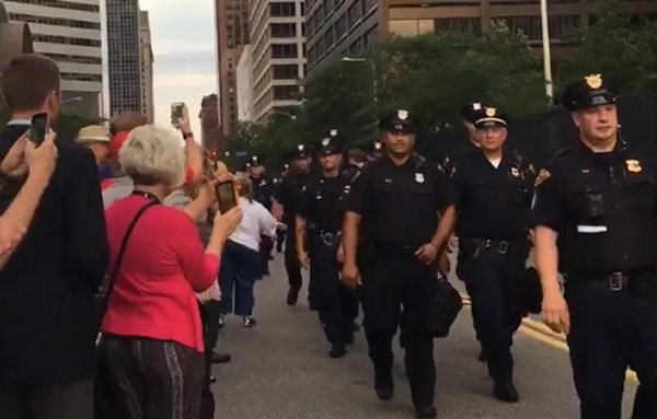 GOP convention police