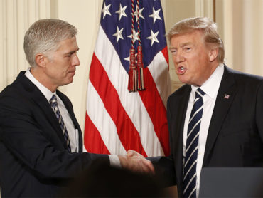 """Judge Napolitano: Gorsuch is """"Most Worthy Jurist to Fill the Shoes of Scalia"""" (Video)"""