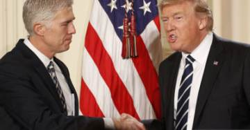 Two Democrats Have Now Pledged To Vote For Neil Gorsuch